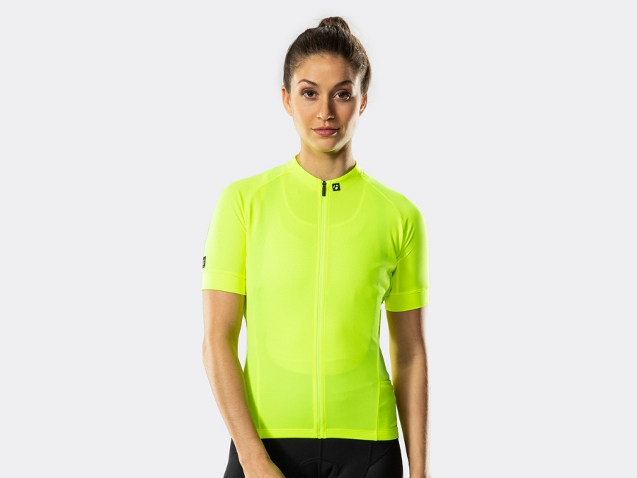 Bontrager Trikot Anara Women's S Radioactive Yellow