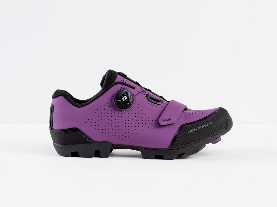 Bontrager Schuh Foray Women's 43 Purple Lotus